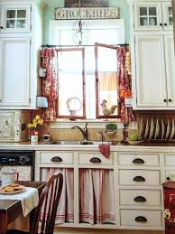 Fancy Kitchen Curtains Country Curtains Country More Pictures
