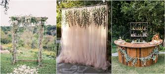 wedding ideas 20 genius outdoor wedding ideas