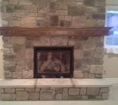 st albans mo for a traditional spaces with a fireplaces in st