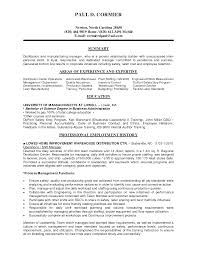 resume personal attributes examples manufacturing skills resume resume for your job application sample resume of field supervisor resume