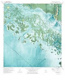 Florida City Map by Everglades City Topographic Map Fl Usgs Topo Quad 25081g4