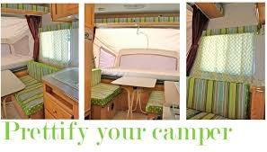 Prettify your camper – Pink & Polka Dot