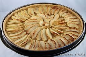 cuisine tarte aux pommes recette tarte aux pommes classique la cuisine familiale un plat