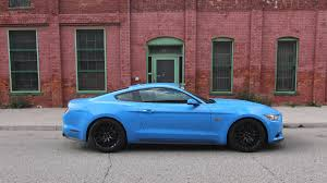ford mustang 5 0 performance parts gallery 2017 ford mustang 50 with ford performance parts 2 autoweek