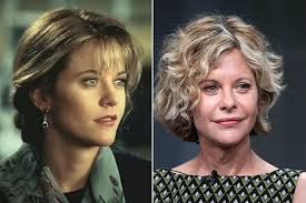 meg ryans haircut in you ve got mail see the cast of sleepless in seattle then and now