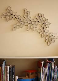 Craft Design Ideas 30 Homemade Toilet Paper Roll Art Ideas For Your Wall Decor