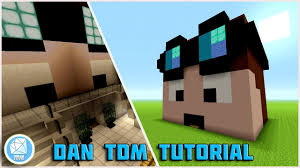 minecraft how to build dantdm u0027s house lab tutorial youtube
