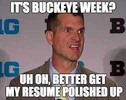 Jim Harbaugh Memes - stunned michigan fan imgflip