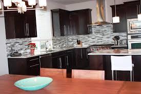 Black And White Kitchen Backsplash Designs  Marissa Kay Home - Black and white kitchen backsplash