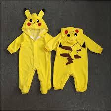 Halloween Costumes Pikachu Buy Wholesale Baby Pikachu Costume China Baby Pikachu