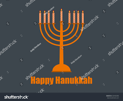 where can i buy hanukkah candles happy hanukkah hanukkah candles vector illustration stock vector