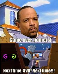 inspector ice t is on the case intimidation game know your meme
