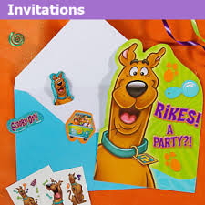 scooby doo wrapping paper scooby doo party decorations scooby doo party supplies party savers