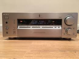 av receiver home theater sony str db1070 6 1 av receiver dts home theatre amp in east