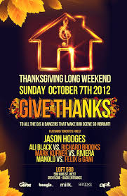ra give thanks thanksgiving weekend special event at loft