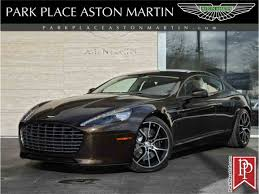 2014 aston martin rapide s 2014 aston martin rapide for sale classiccars com cc 1062853