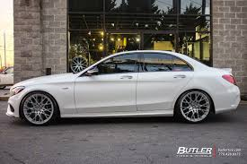 bentley sebring mercedes c class with 20in tsw sebring wheels exclusively from