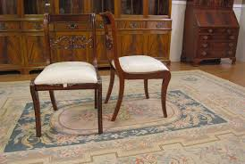 mahogany dining room chairs empire duncan phyfe chair duncan