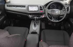 Honda Vezel Interior Pics Honda Vezel X 2014 Nefacy