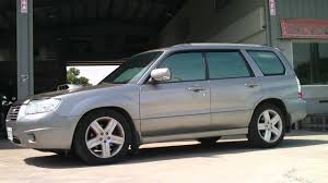 2004 subaru forester lifted subaru forster sg with airrex digital air suspension system youtube