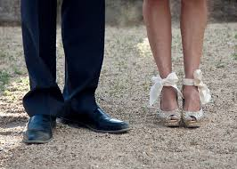 wedding shoes glitter tuesday shoesday a stylish real s be ribboned choice
