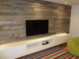 wood wall covering ideas modern barn board basement wall tv too small reclaimed wood wall