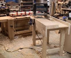 close grain building a paul sellers workbench