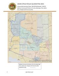 Map Of Yuma Arizona by Metro Phoenix Food Banks Will Not Accept Citrus Drop Off Donations