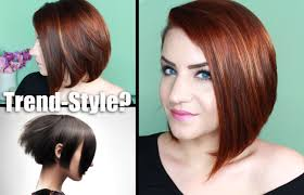 Bob Frisuren Mal Anders by Easy So Style Ich Meinen Glatten Bob Sommertend 2014