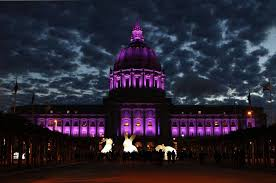 sf city hall lights high tech light system lets sf city hall cover entire spectrum san
