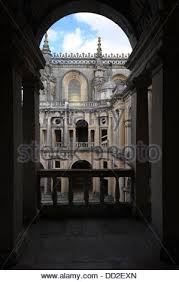 Arcaid Images Stock Photography Architecture by Portugal Church Of The Convento Do Cristo In Toma Stock Photo