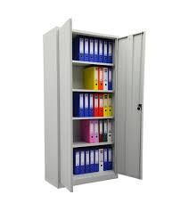 armoire pour bureau à portes battantes