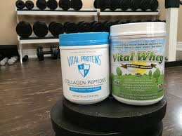 Vital Proteins Collagen The Elite Trainer Two Vital Protein Powders For Weight Lifters