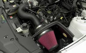ford mustang cold air intake airaid intake system for the 2010 v6 ford mustang stangnet