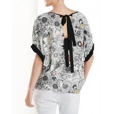 summum woman woman printed top