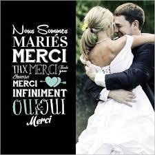 les 25 meilleures idées de la catégorie remerciement mariage - Remerciement Mariage Original