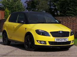 used skoda fabia diesel for sale motors co uk