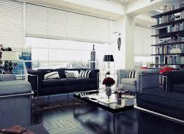 modern industrial living room drk architects fiona andersen