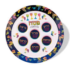 what goes on a seder plate for passover passover gifts passover pastels melamine seder plate