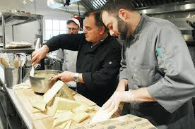 sous chef de cuisine a taste of in schenectady the daily gazette