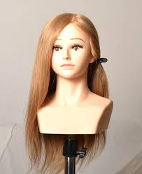hairdressing 22 inches 100 human shoulder training mannequin
