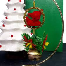 shop vintage reindeer christmas decorations on wanelo