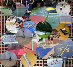 backyard basketball court flooring a sport surface for indoor outdoor sport court tiles are designed