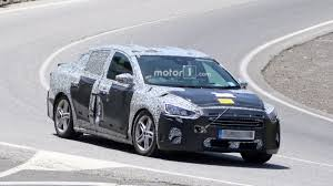 ford focus new ford focus production to kick off march 2018