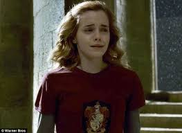 harry potter hermione sneak peek is hermione s jealously behind her violent outburst at