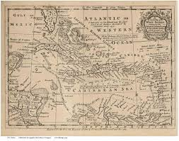 Maps Of The Caribbean by Old Maps Of The Caribbean