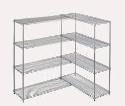 on the shelf accessories nsf approved wire shelving accessories on wesco industrial
