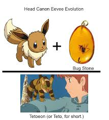 isnt evee herself normal also i prefer ghost type like