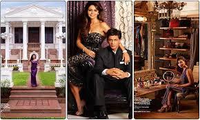 Shahrukh Khan House View Of Shah Rukh Khan U0027s House Mannat