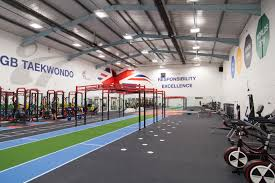 Map Sports Facility Gb Taekwondo U2013 National Taekwondo Centre
